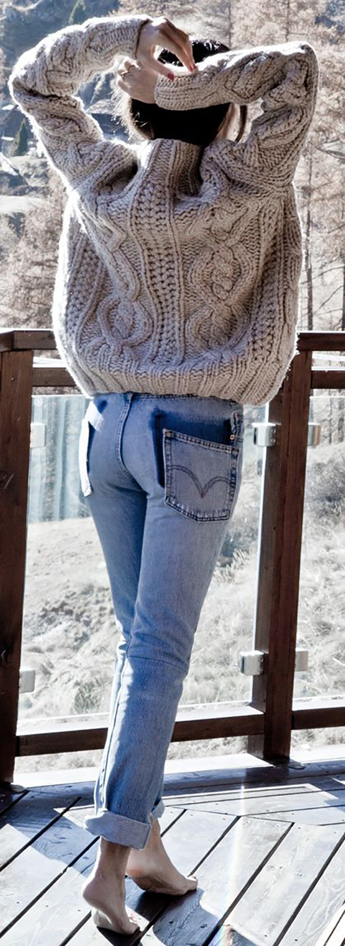 winter outfits street style inspiration trend style outfit 2018 inspo jersey de ochos4