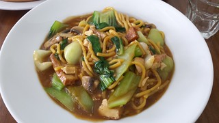 Braised Noodles and Tofu from September 18
