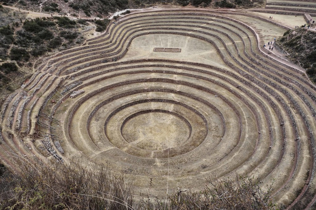 Cuzco - Moray 1