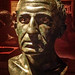Bronze Male Portrait from the House of the Citharist Roman Pompeii 1st century CE