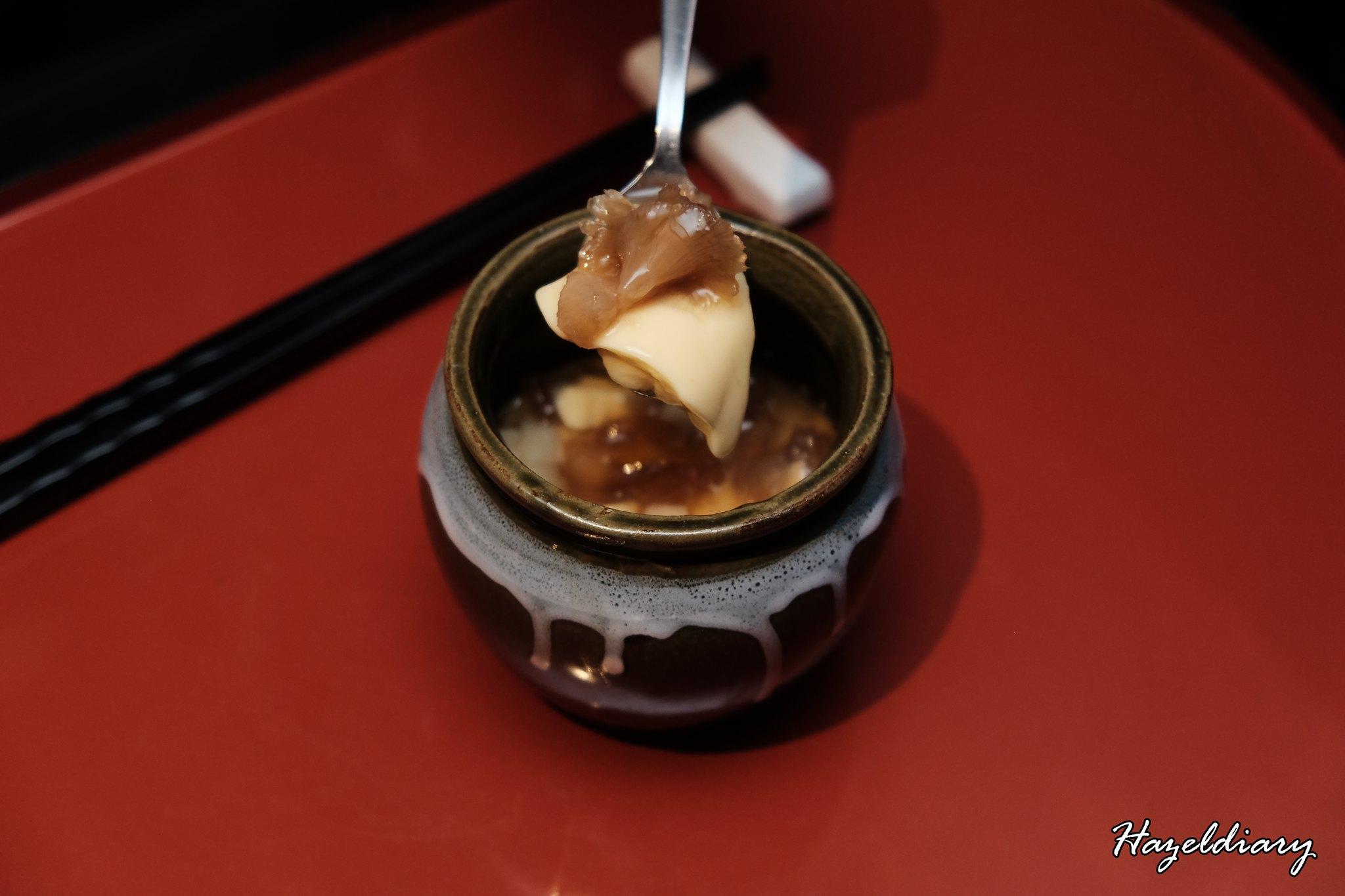 Shima Japanese Kaiseki Restaurant-Chawanmushi