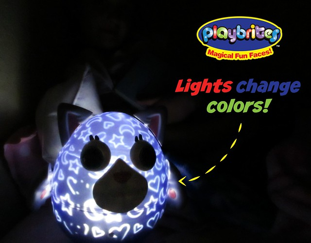 lights change colors