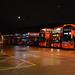 Hounslow Bus Station line-up