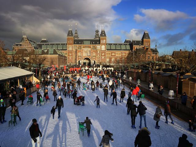 A wonderful winter fairy tale on Ice*Amsterdam