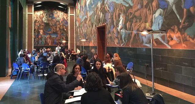 Encuentro Lanzaderas Asturias - Febrero 2018