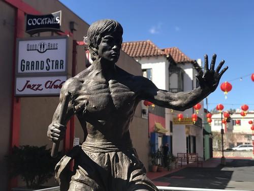 New Chinatown, LA