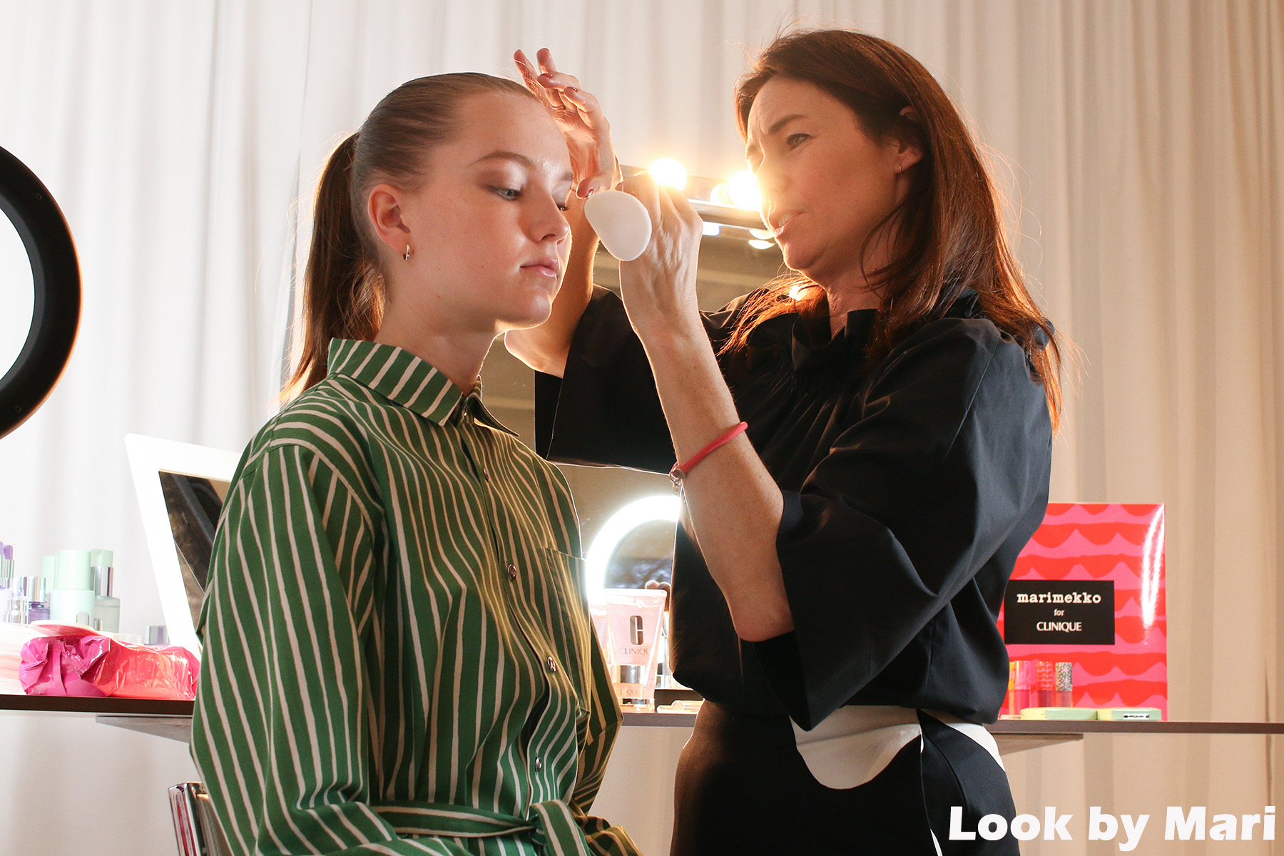 3 florrie white marimekko for clinique makeup demo 13.2.2018-2