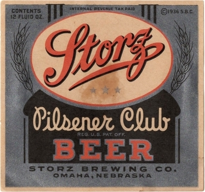 Storz-Pilsener-Club-Beer-Labels-Storz-Brewing-Company
