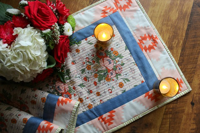 Love Story Table Runner