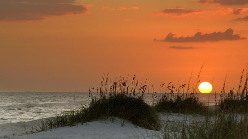 Sunset on the Gulf Coast (36430)
