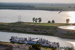 Mississippi River & Mud Island | Memphis Tennessee