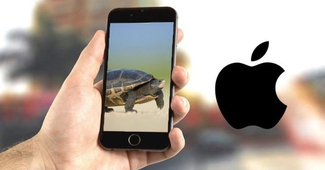Người dùng có thể tắt tính năng làm chậm iPhone