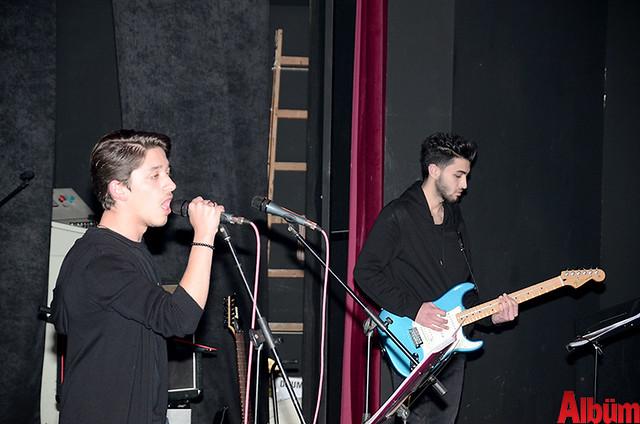 Hasan Çolak Anadolu Lisesi Mehmetçik için konser verdi -5