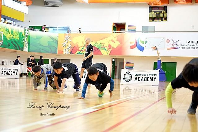 【台北親子餐廳】只打球親子運動休閒館 (GDS PLAY)35