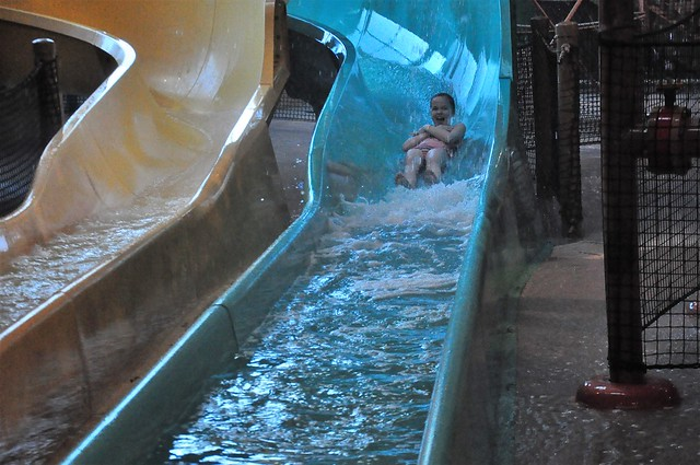Cedar Point's Castaway Bay Indoor Waterpark Resort