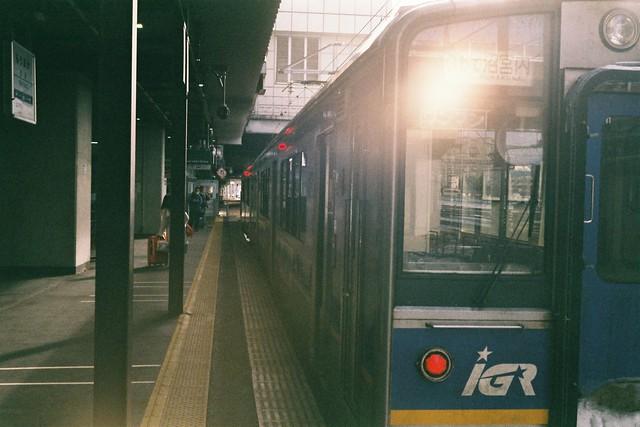 ひたすら列車旅4-1 IGR15周年の旅