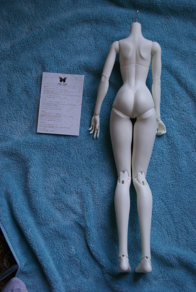 [vente]SOULDOLL new double jointed girl body ZENITH (WS) 40438096531_d77e2bc467_b