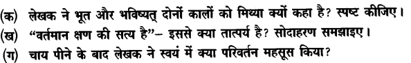 Chapter Wise Important Questions CBSE Class 10 Hindi B - पतझर में टूटी पत्तियाँ 39a