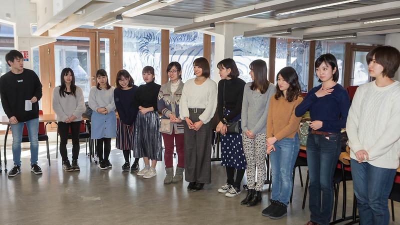 Programme de printemps 2018 Japonais