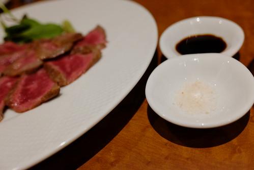 sirloin Matsusaka beef
