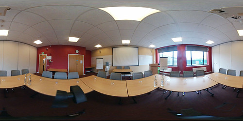 Conference Rooms - Bamford Room Boardroom Style