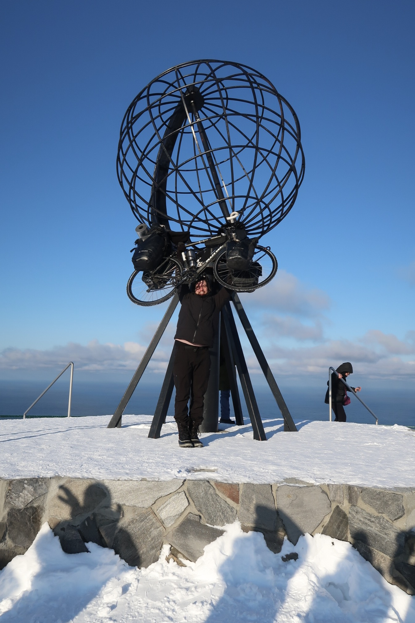 Cycling the arctic