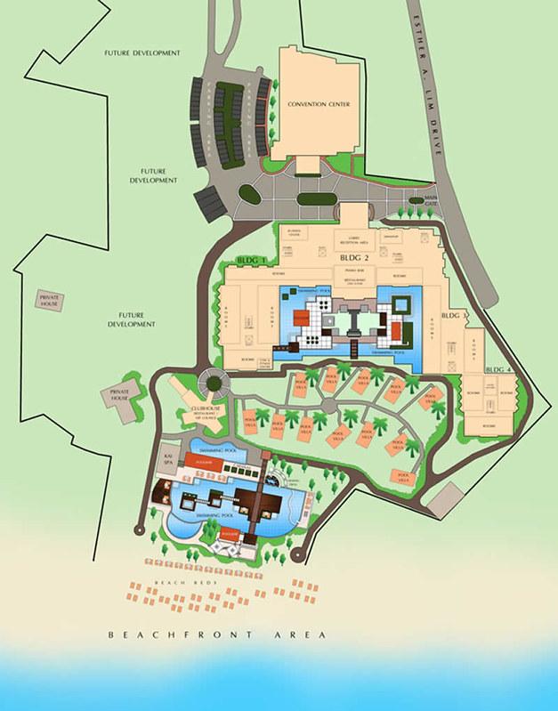 henann-resort-alona-beach-resort-map