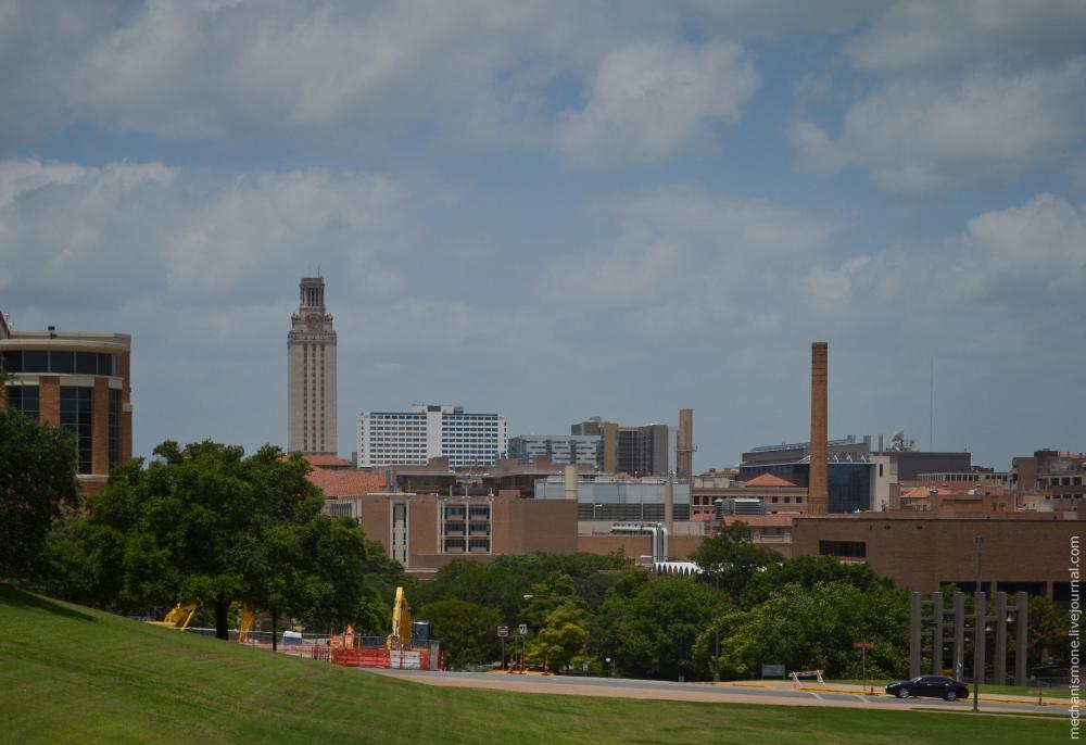 Техасский университет 7