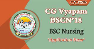 CG Vyapam Application Form
