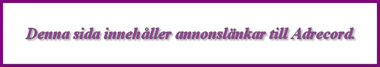 annons adrecord