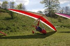 G-MZEH Solar Wings Pegasus [7259] Popham 020509