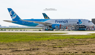 Airbus A350 FrenchBee F-HREV