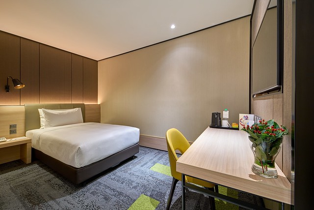 Aerotel KUL - Solo Plus Room