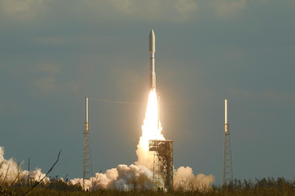 La mise en orbite du satellite météo GOES-S est une réussite