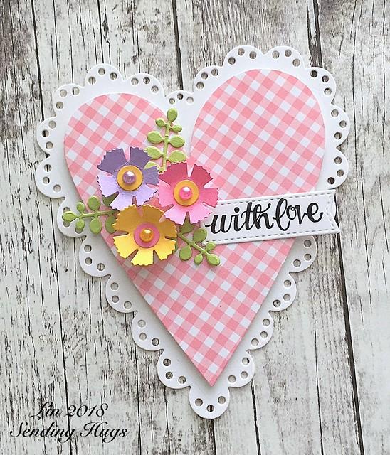 Sew Sweet Valentine