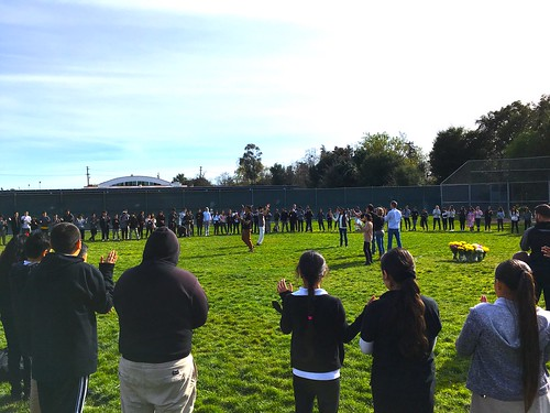 Sunrise Middle School Fearless Day