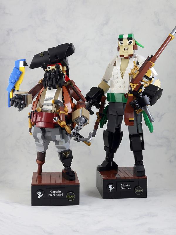 Duo de pirates
