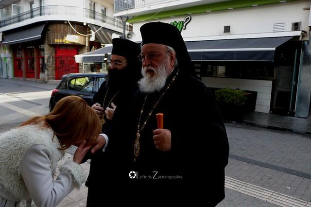 Η Κυριακή της Σταυροπροσκυνήσεως στο Νεομάρτυρα Παύλο Τρίπολης