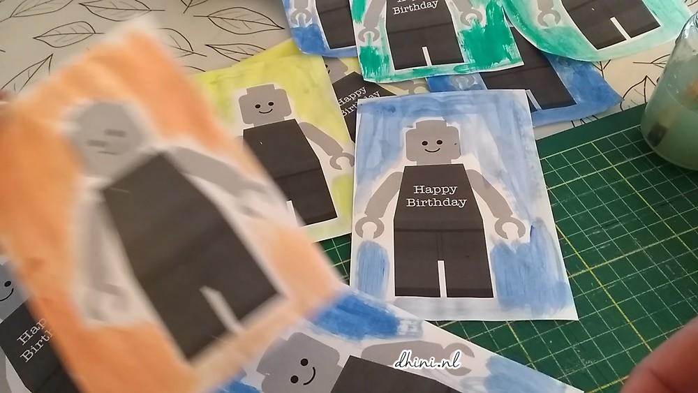 DIY - LEGO slingers