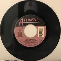 BRANDY & MONICA:THE BOY IS MINE(RECORD SIDE-B)
