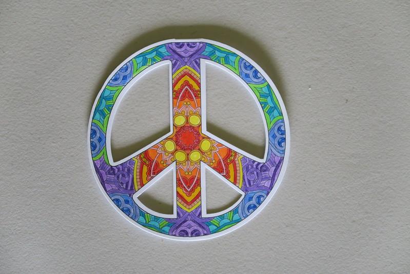 Peace Birthday