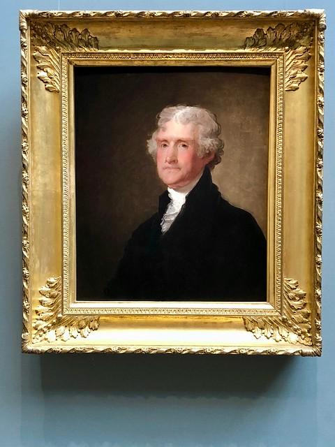 Thomas Jefferson 1821