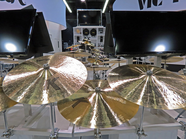Drums - Zildjan Vic Firth (4)