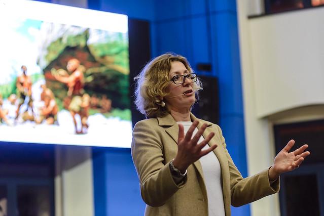 Inaugural Public Lecture Prof. Katerina Harvati
