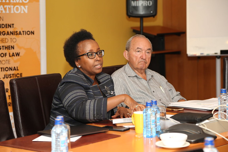Nairobi February 2018 - AGJA strategic meeting