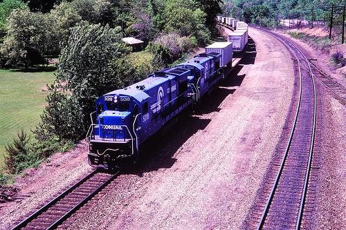 CR 5018 at Homewood, PA