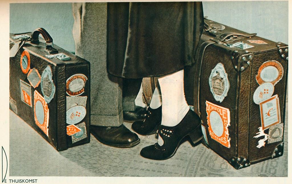 extra, uitgave jamin, 1936 ill Thuiskomst