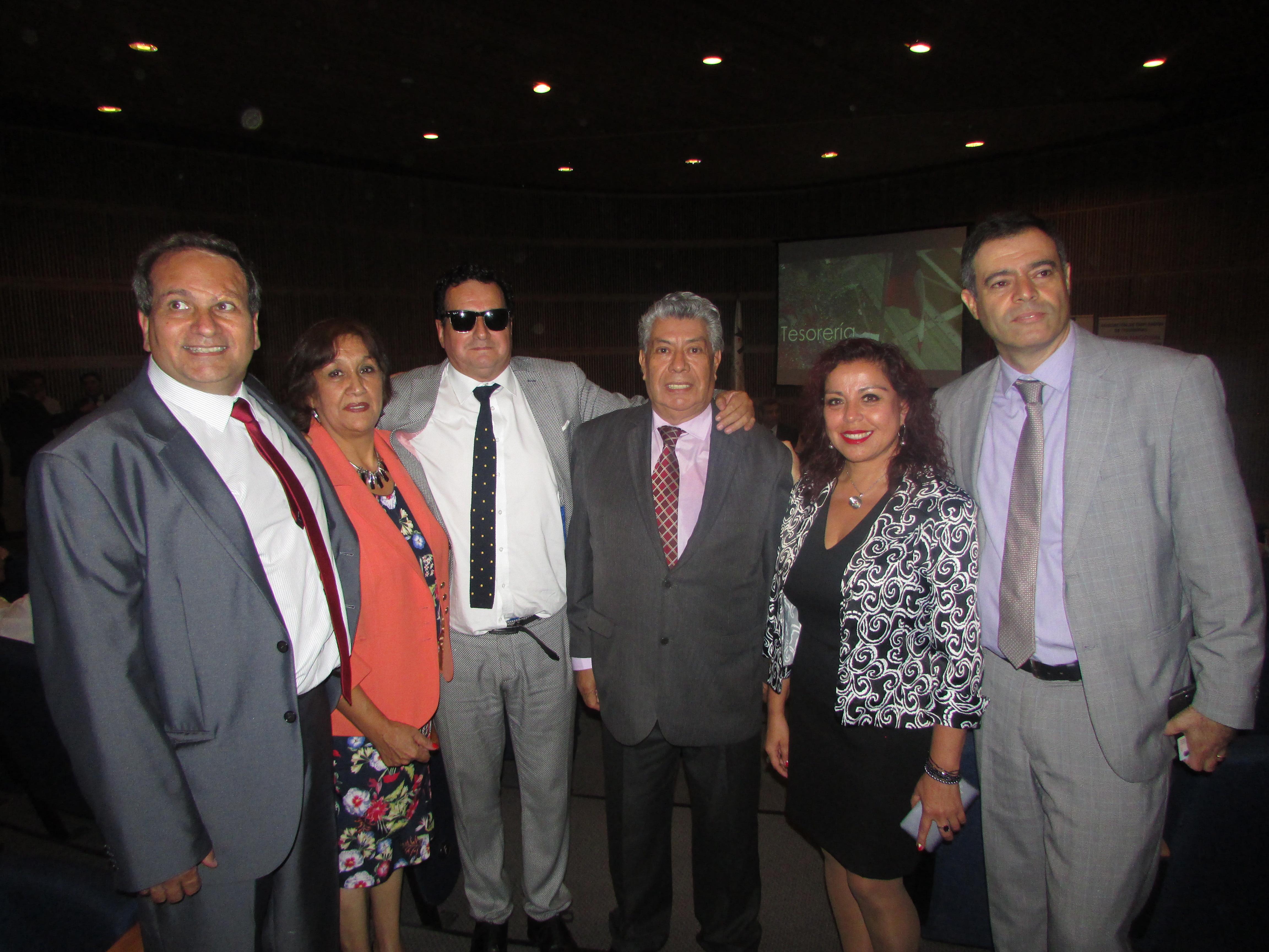 AET participa en Acto de Reconocimiento a Funcionarios/as Jubilados TGR – 07 Marzo 2018