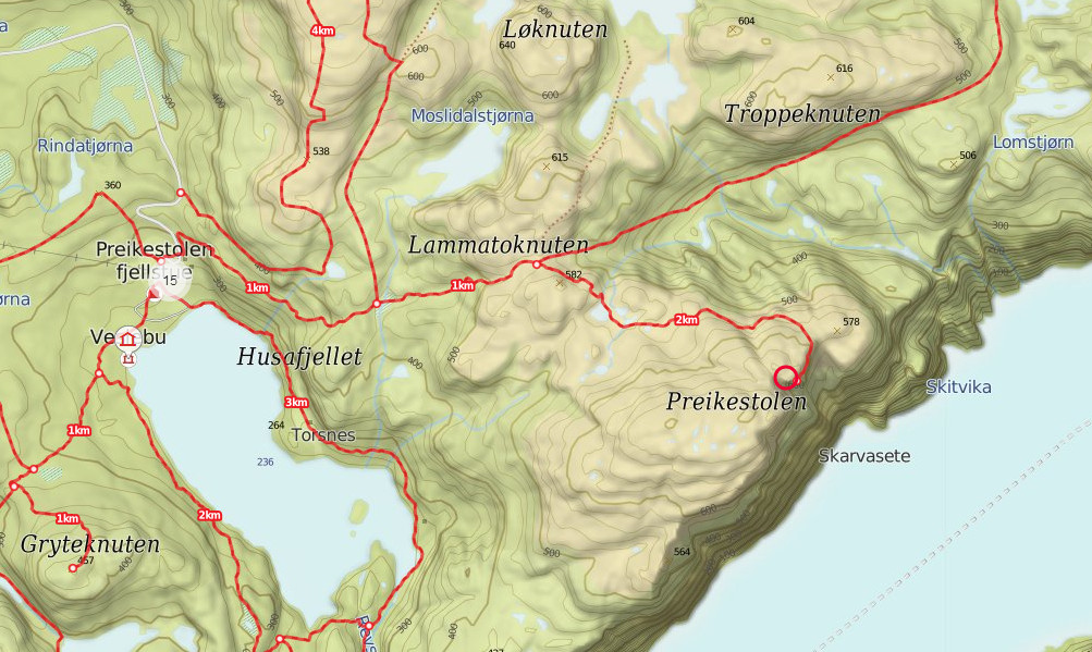 Что посмотреть в Норвегии - оптимальный маршрут для первой поездки в Норвегию от 5 дней