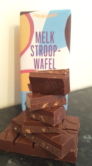 Delicata Melk Stroopwafel